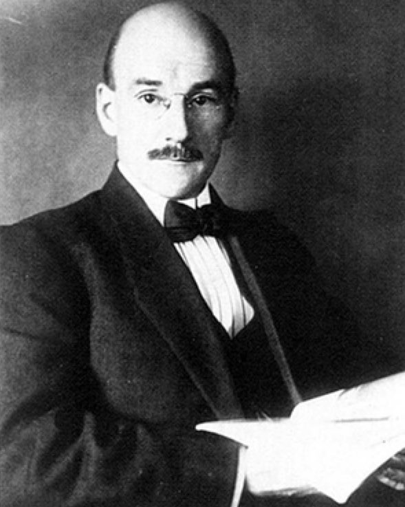 A picture of Henry H. Goddard