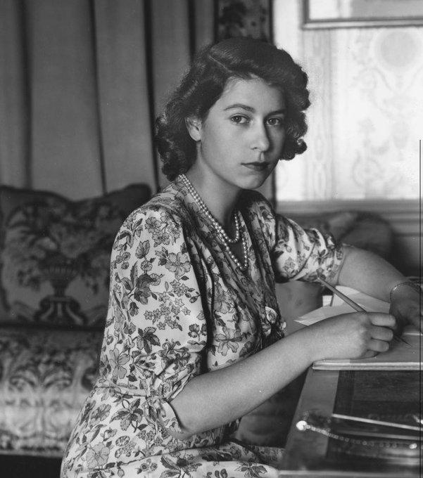 An image of Queen Elizabeth II
