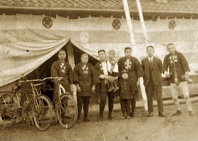 Staff of the world's oldest hotel