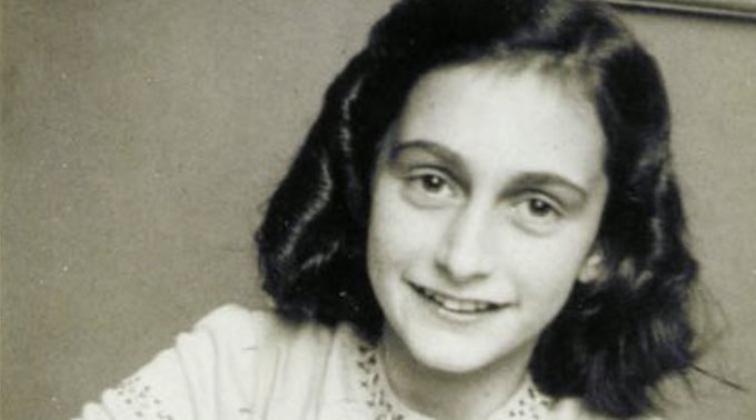A click of Anne Frank