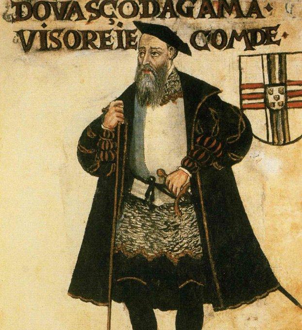 Vasco Da Gama's painting