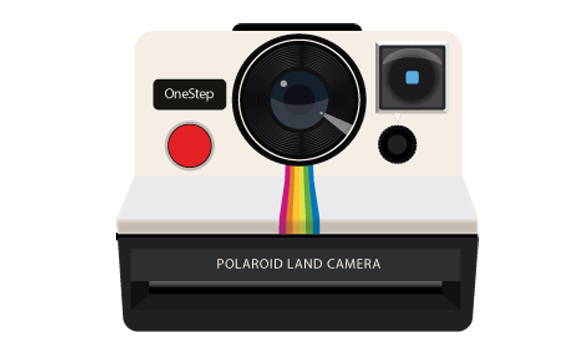 Polaroid Camera on the list of historic inventions