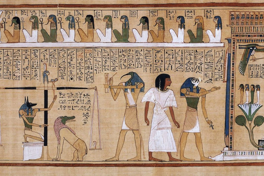 picture of ancient egyptians