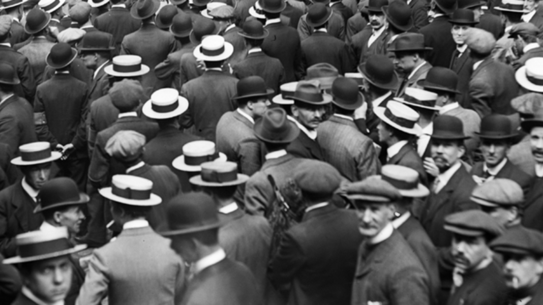 Straw hat riots of 1922