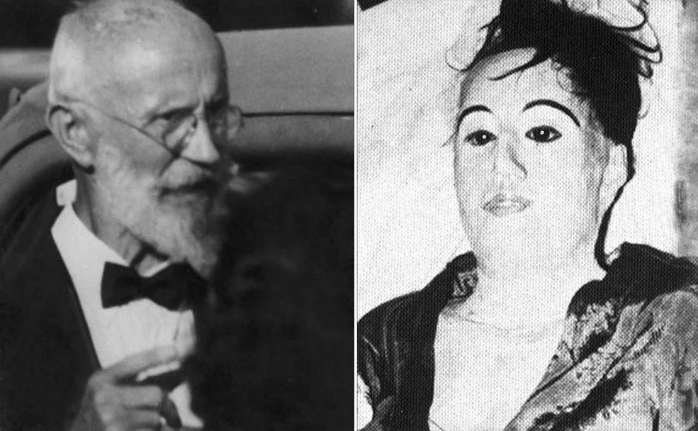 Carl Tanzler And Elena De Hoyos' corpse
