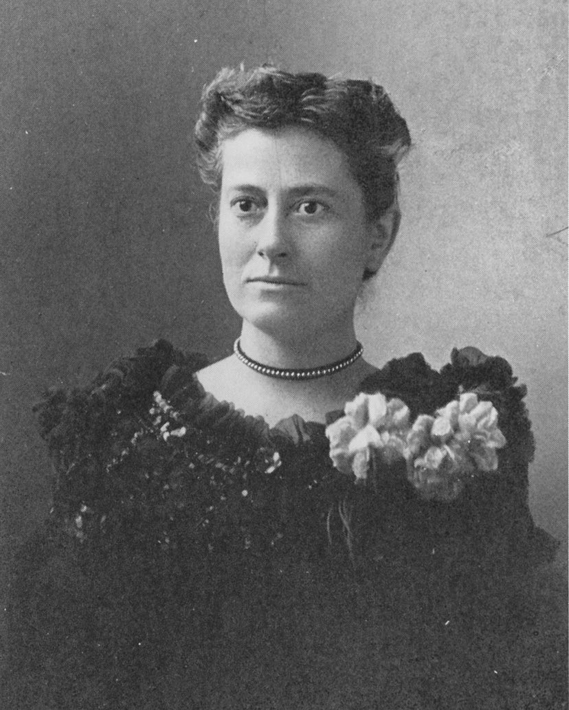A picture of Williamina Fleming