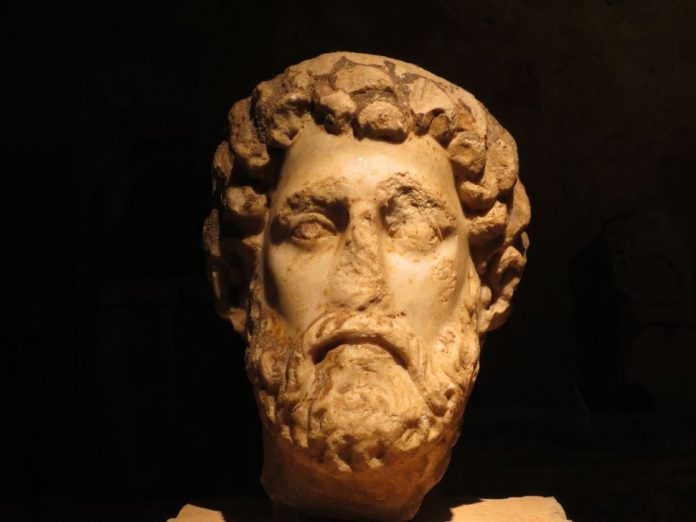 A statue from Greek History