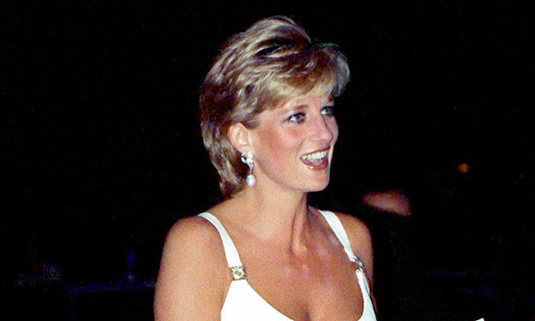 A click of Princess Diana, one of the women who changed the world
