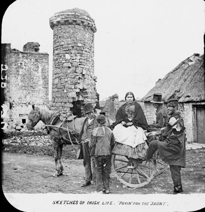 A click from the Potato Famine